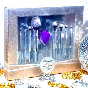 Real Techniques Glam Makeup Brush Set